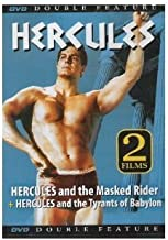 Double Feature: Hercules and the Masked Rider + Hercules and the Tyrants of Babylon