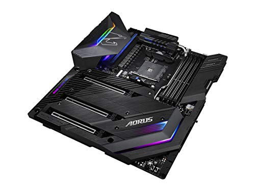 GIGABYTE X570 AORUS Xtreme (AMD Ryzen 5000/X570/E-ATX/PCIe4.0/DDR4/Aqantia 10GbE LAN/RGB Fusion 2.0/Fins-Array Heatsink/3xM.2 Thermal Guard/USB3.1/Gaming Motherboard)