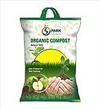 Spark India™ Organic Compost Soil for plants Vermicompost premium Natural Soil Mixture