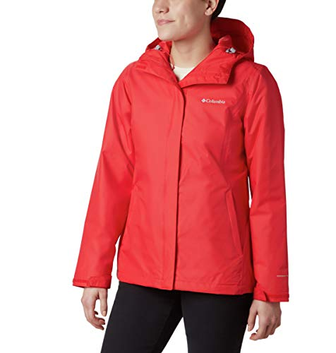 Columbia Women's Arcadia Insulated Jacket, red Lily, X-Large