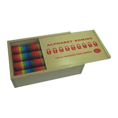 ABCアルファベットドミノ
