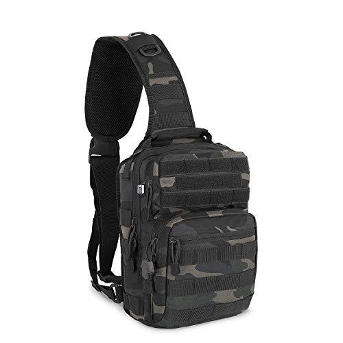bw-online-shop US Cooper Rucksack Sling Medium - darkcamo