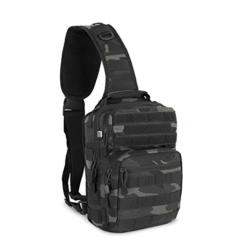 bw-online-shop US Cooper Rucksack Sling Medium - darkcamo