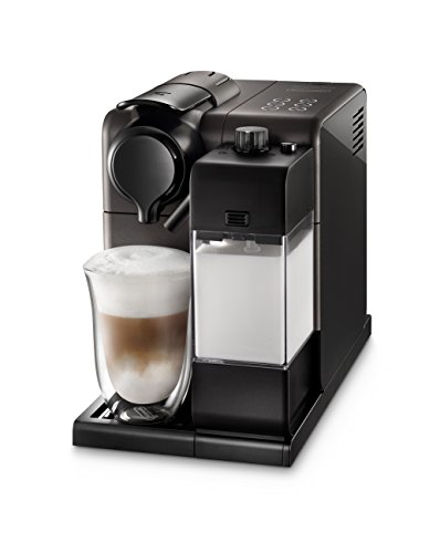 Nespresso Lattissima Touch Original Espresso Machine with Milk Frother by De'Longhi, Black