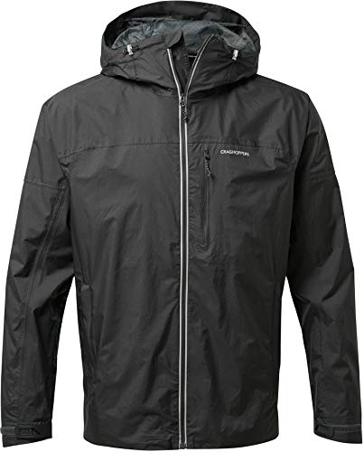 Craghoppers Mens Notus Lightweight Waterproof Shell Jacket