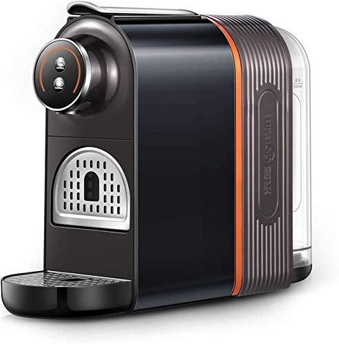 Máquina automática de la cápsula 20 bares de alta presión de extracción individual y el control automático de temperatura estricto Copa doble de Libre Elección de dormir Máquina Café de lujo adecuado