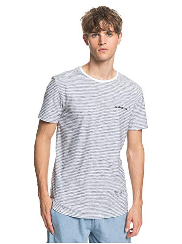 Quiksilver™ Kentin - T-Shirt - Homme - S - Blanc
