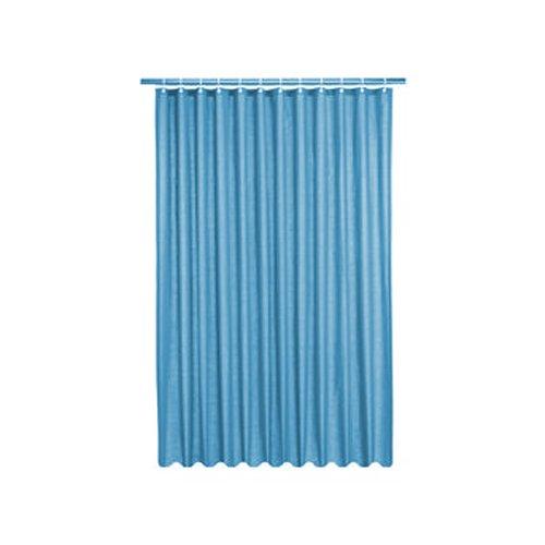 Papillon Duschvorhang aus Polyester 180x 200cm, hellblau