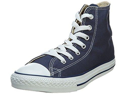 Converse Unisex-Kinder Chuck Taylor All Star Hi Hohe Sneakers, Blau, 29 EU