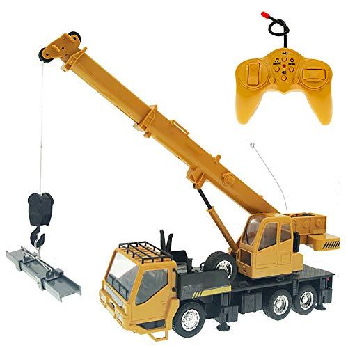 Afstandsbediening Takel Kraan Model Engineering Auto Kinderen Speelgoed Verjaardag Kerst Goed Cadeau Afstandsbediening Vrachtlift