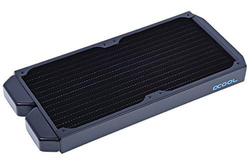 Alphacool 14197 NexXxoS ST30 Full Copper 280mm Radiator - CPU Wasserkühlung - - Kupfer/schwarz