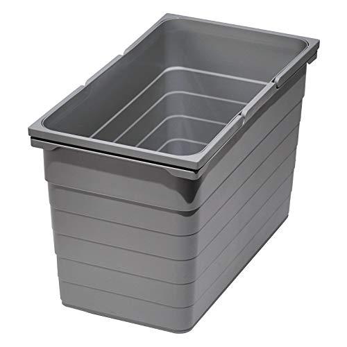 SO-TECH® eins2vier Abfallsammler Mülleimer Abfalleimer Abfalltrenner 25 Liter