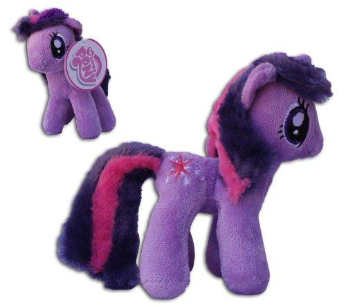 Twilight Sparkle My Little Pony Violeta 30cm Muñeco Peluche Mascota Unicornio Mi Pequeño Poni Caballo TV Serie