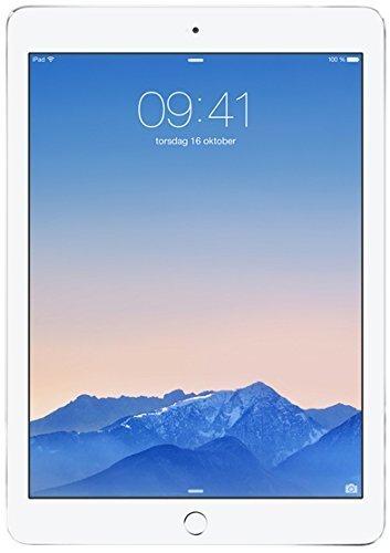 Apple iPad Air 2 16GB Wi-Fi - Silver (Renewed)