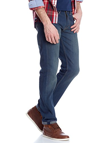 Levi's 511 Slim Fit Jeans, Blu 1326, 31W / 34L Uomo