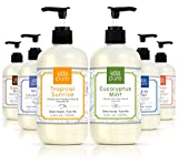 Life Is Pure, 6 Fresh & Soothing Scents, Variety Pack, Liquid Hand Soap, 12.5 fl oz