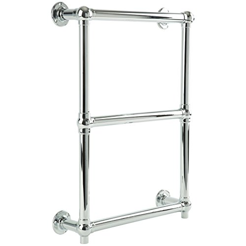 Buy Cheap Stour Towel Warmer Finish: Chrome, Size: 27 H x 20 W x 5 D, Type: Hydronic