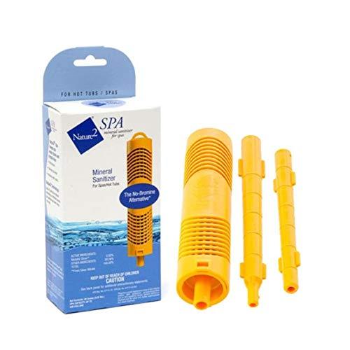 JKOWANS Nature 2 Spa Cartridge Stick Mineral Sanitizer Hot Tub Purifier Zodiac W20750