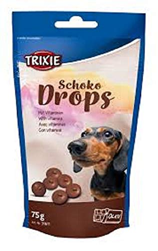 Trixie - Schoko Drops 75 g