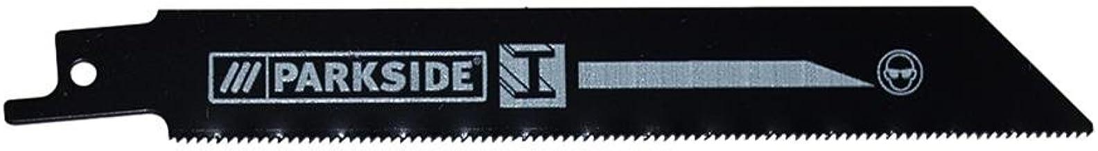 Parkside - Hoja de sierra de metal (HSS, 150 mm/18) para sierra de sable PSSA 18 A1 IAN 104447