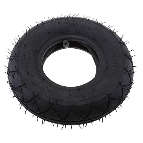prasku 200x50 8'x2' Tipo de Neumático de Scooter Y Tubo Interior para E100 E200 Dune Buggy