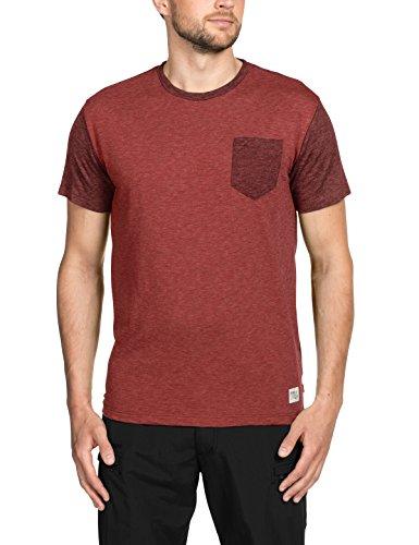 VAUDE Herren Nevis Shirt II Hemd, Redwood, XL