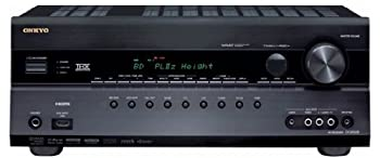 Onkyo TX-SR608 7.2-Channel Home Theater Receiver  Black   Discontinued by Manufacturer
