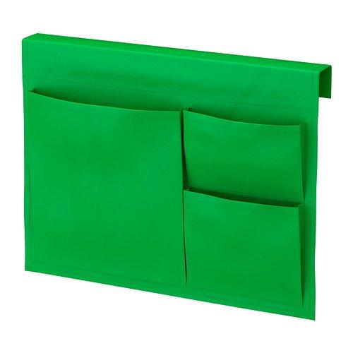 IKEA (イケア) STICKAT ベッドポケット グリーン 20296294の写真