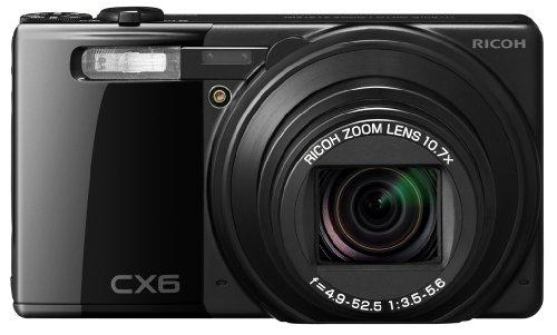 Ricoh Cx6 Digital Camera Black (japan import)