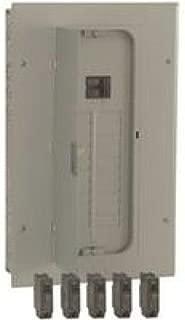 GE PowerMark Gold 100 Amp 20-Space 20-Circuit Main Breaker Load Center Contractor Kit