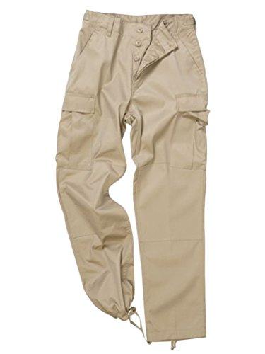 Mil-tec pantalon uS de type bDU (kaki)