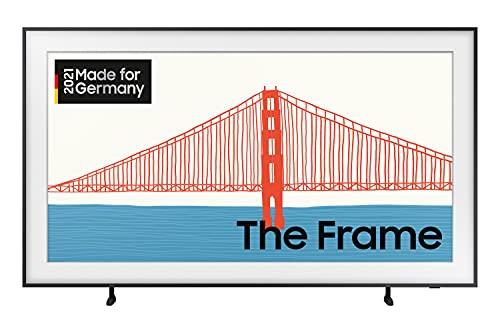 Samsung The Frame QLED 4K TV 65 Zoll (GQ65LS03AAUXZG), Quantum HDR, Design im Rahmen-Look, Austauschbare Rahmen [2021]