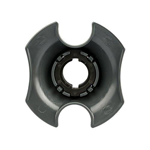 MICROMIC Base del Vaso para Thermomix TM21-Junta de estanqueidad Apto para Vorwerk Thermomix TM21 (Recambio Adaptable)