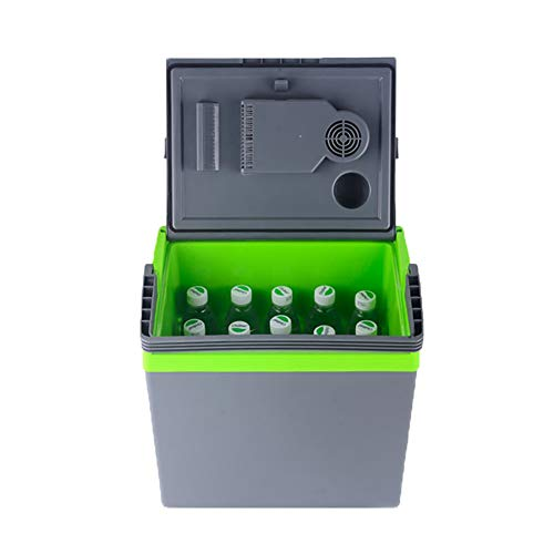 EDAHBJNEST5MK Refrigerador del automóvil 12V Calentador del Enfriador del automóvil 25 L...
