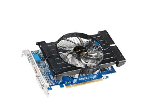 Gigabyte Radeon HD 7770 OC Grafikkarte (PCI-e, 1GB, GDDR5 Speicher, miniDP, HDMI)