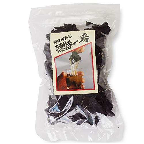 天然頭特一番 ネコ足根昆布150g(北海道厚岸産ねこ足こんぶ使用)強い粘りとまろやかな甘みが特徴の猫足コンブ昆布(昆布水 特殊根昆布)