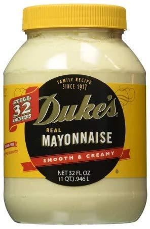 Duke's Mayonaise 2-pack Two 32 oz jars