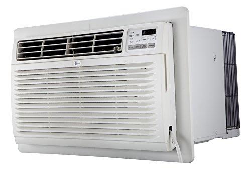 LG LT0816CER 8,000 BTU Wall Air Conditioner, 115V, White