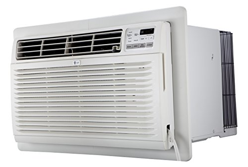 LG LT0816CER 8,000 BTU Wall Air Conditioner, 115V, White