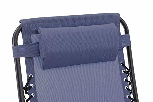 Zero Gravity Chair-Blue