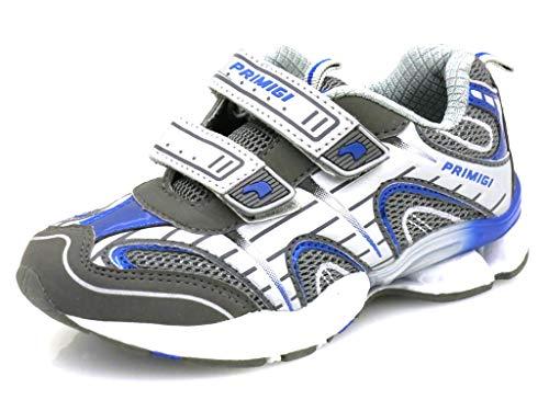PRIMIGI Junge Sportschuhe Boy Sneaker Schuhe EU 28 grau