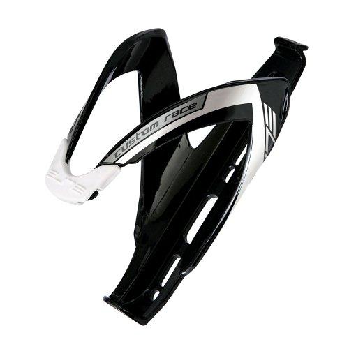 Elite - Portabidon Elite Custom Race Negro logo blanco