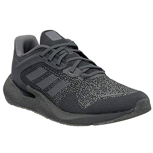 adidas Mens Alphatorsion Running Sneakers Shoes - Grey -...