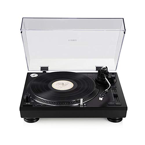 Lowest Prices! LVSSY-Direct Drive Full Manual HiFi Vinyl Record Player,Built-in RIAA Phono,Supports ...