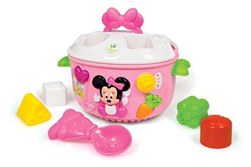 Disney Baby – Bébé Minnie Tri Trieur Forme et Cook