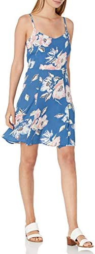 French Connection Women s Classic Crepe Light Woven Dress Vintage Blue 10 product image