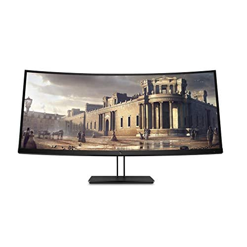 HP - PC Z38c Curved Display, Monitor 37.5