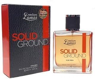 Solid Ground by Creation Lamis for Men - Eau de Parfum, 100ml
