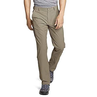 Eddie Bauer Men's Horizon Guide Chino Pants, Lt Khaki Regular 32/30