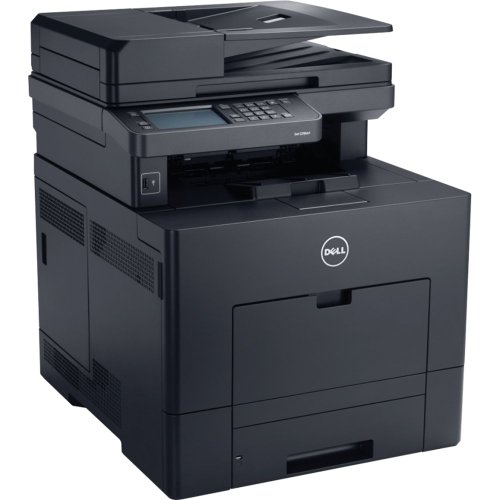 Dell Consumer C3765dnf 35PPM Color Laser Printer, with Dell 3-Year Warranty [PN: C3765dnf-3Y]